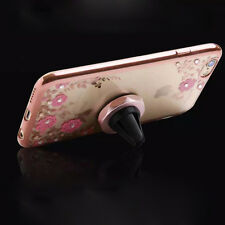 Cool Universal Magnetic Car Air Vent Mount Holder Cradle Stand Bracket For Phone