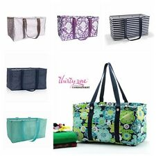Thirty One Large Utility Tote Laundry Storage Beach Bag Thirty-One 31 Gifts