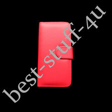Flip Magnetic Leather Wallet Card Case Cover Fits IPhone Apple Mobile Phone y80