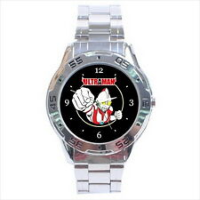 NEW Wrist Watch Stainless Unisex ULTRAMAN Japanese TV Tokusatsu Show