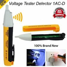 Hot LED Light AC Electric Volt Tester Volt Test Pen Detector Sensor 90~1000V DP