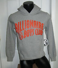 Billionaire Boys Club Arched Logo Pullover Hoodie Heather Grey S, M, XL $125