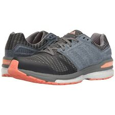 Adidas Women Athletic Shoes Supernova Sequence 8 Running Shoes Grey