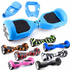 Silicone Case Cover Shell for 6.5 inch Smart Self Balancing Scooter Hover board