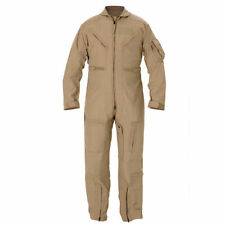Listing of NOMEX FLIGHT SUITs - CWU 27P - Tan - Various sizes - New