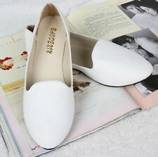 Women's Fashion Casual Ballet Loafers Flats Shoes Boat Single Shoes Summer Shoes