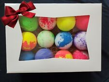 BATH BOMB FIZZY WHOLESALE LOT Of 20  (2.5oz) HIGHLY SCENTED