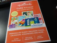 Hallmark 2017 Card Studio #1 Greeting Card Software for Windows - Nice!