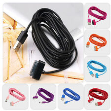 3M 10 Ft USB Charging Charger Cable Cord for Apple iPhone 3/3GS/4/4S C1