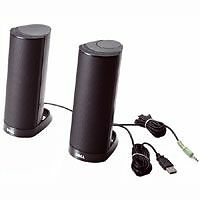 Genuine OEM Dell AX210 USB Wired Computer Speakers R125K R126K X156C X146C H252D