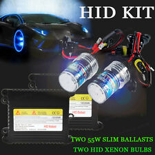 Xenon Replacement Lights HID DC 55W Kit H3 880 H11 H8 H9 9006 H3 H16 5202 H1 Z1