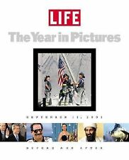 Life : Album 2002: The Year in Pictures by Life Magazine Editors (2002,...