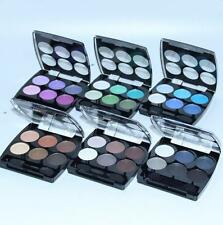 6 Color Eye Shadow Eyeshadow Makeup Cosmetics Matte Eyeshadow Eye Shadow Palette