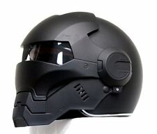 Brand New Masei Atomic-Man 610 Black Motorcycle Helmets All Sizes available
