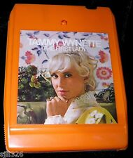 Tammy Wynette: The First Lady 8 track tape