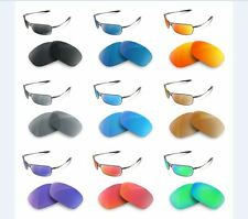 NEWPOLAR Replacement Lenses polarized for oakley crosshair 2 different colors