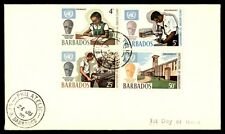 Barbados Inetrnational Education Year First Day cover 1970