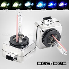 2x New D3S / D3R OEM HID Xenon Headlight Replacement for Philips or OSRAM Bulbs