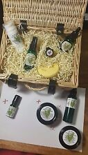 SKINCARE GIFT HAMPER all natural VALENTINES  fave body hair cream essential oils