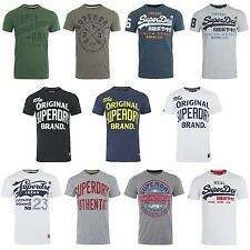 Superdry Various T-Shirts - Premium Goods/Expedition/Vintage Logo Tees - BNWT