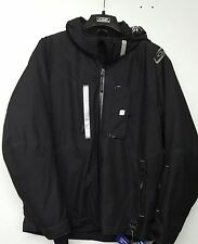 Coldwave Mens Sno Storm Snowmobile Jacket Black **L, 3X**