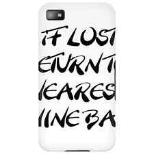 If Lost Return To Nearest Wine Bar Phone Case