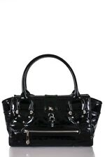Burberry quilted patent leather Manor tote bag