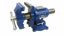 Rotating Bench Vise Yost Sast Iron Clamping Material Machinist Jaws Solid Value