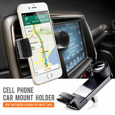 Car Phone Holder Air Vent Mount Strong Grip Smartphone Holder For Cell Phone DP