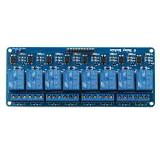 1/2/4 Channel 5V Indicator Light LED Relay Module Effective Stable For Arduino D