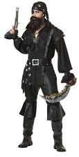 Plundering Pirate Mens Pirate Costume by California Costumes