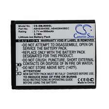 Replacement Battery For SAMSUNG AB483640BE