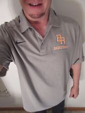 NEW Nike BR Basketball Shirt  Fit Dri-Fit Extra Large Gray