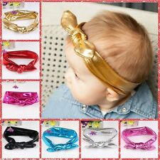 Accessory Headwear Hair Accessory Bow Hairband Headwrap Rabbit Ear Headband