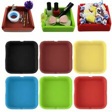 Rubber Silicone Ash Holder Cigar Ash Ashtray Candy Cookie Pocket Cinzeiro