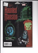 The Haunted Mansion #2 (2016) Marvel  Action Figure Variant