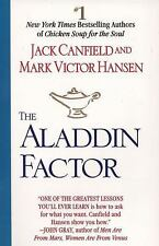 The Aladdin Factor Jack Canfield, Mark Victor Hansen Paperback