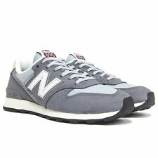 NEW BALANCE WOMEN WR696VCC RUNNING CLASSICS GREY Lifestyle Retro Sneakers 6-9
