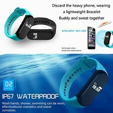 Bluetooth/IOS/Android A16 Smart Watch Bracelet Heart Rate Monitor Sports Tracker