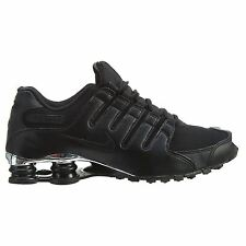 Nike Shox Nz Premium Black Mens Trainers