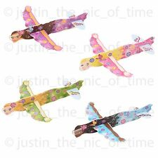 FLYING FAIRY GLIDERS Girls Birthday Party Loot Bag Fillers Childrens Toys Kids