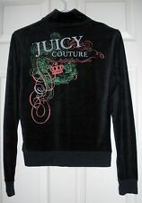 NWT JUICY COUTURE Velour SILVER LINING or GRAPHITE HOODIE or TRACK or SWEAT PANT
