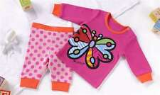 Romero Britto 2 Piece BUTTERFLY DESIGN Baby Outfit