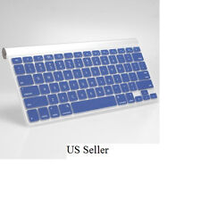 wholsale Silicone Cover Skin protector Apple Wireless IMAC Bluetooth Keyboard