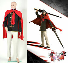 Final Fantasy Type-0 Machina Outfit Uniform Cosplay Costume Halloween Party
