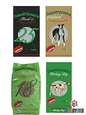 OFFER Complete Dog Food: Greyhound / Working / Muesli 15 or 30kg by Countryman's