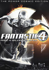 The Fantastic Four: Rise of the Silver Surfer (DVD, 2009, 2-Disc Set, Special E