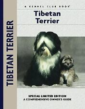 Comprehensive Owner's Guide: Tibetan Terrier by Juliette Cunliffe (2006, Hardco…