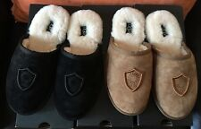 100% authentic NIB UGG Australia scuff noble men's slipper