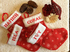 CHRISTMAS PERSONALISED ITEMS